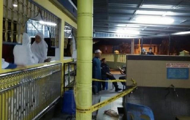 Mayat Bayi Perempuan Ditemui Di Tempat Wuduk Masjid