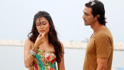 Arjun Rampal as Rahul Verma and Chitrangada Singh as Maya Luthra, Directed by Sudhir Mishra