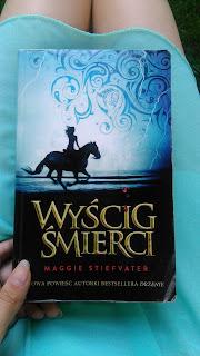 """""""Wyścig Śmierci"""" Maggie Stiefvater"""