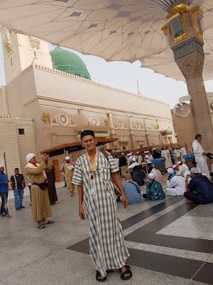 persiapan umrah di bulan ramadan