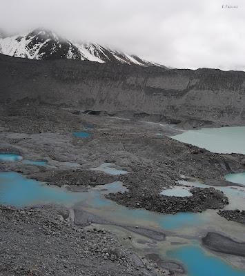 Mueller Glacier (Nueva Zelanda) - New Zealand