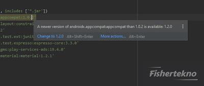 Update Gradle dependencies implementation