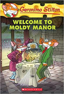 Geronimo Stilton: Welcome to Moldy Manor
