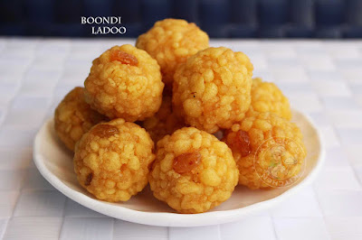 boondi ladoo laddu boondi recipe sweets indian