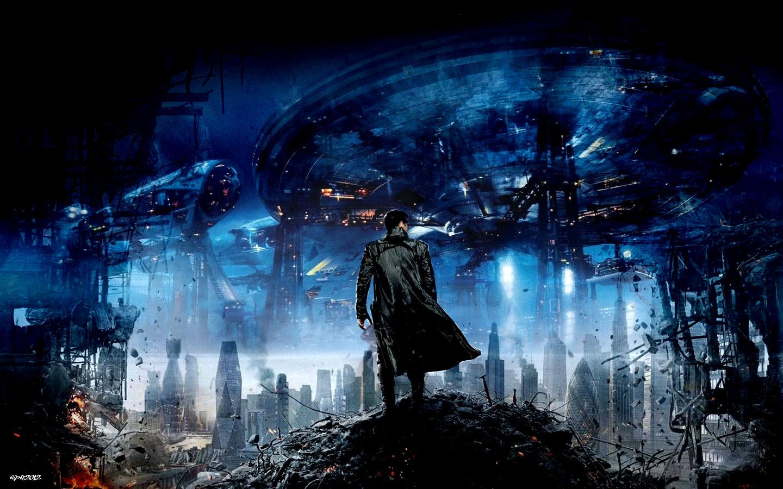 Star Trek Into Darkness 2013 Hd Wallpaper Hd Movie