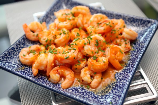 Best Curry Shrimp Recipe