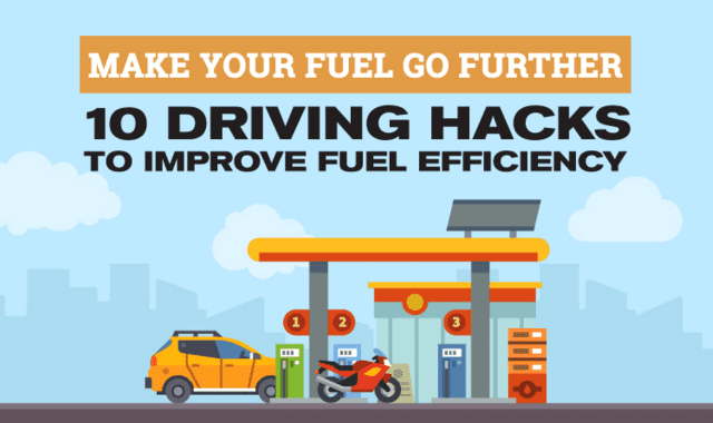 10 Driving Hacks to Improve Fuel Efficiency