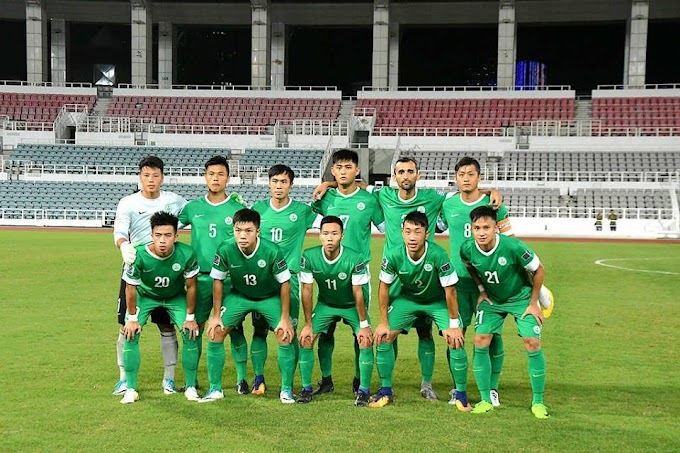 Macau and Mongolia enter first round of World Cup qualifying