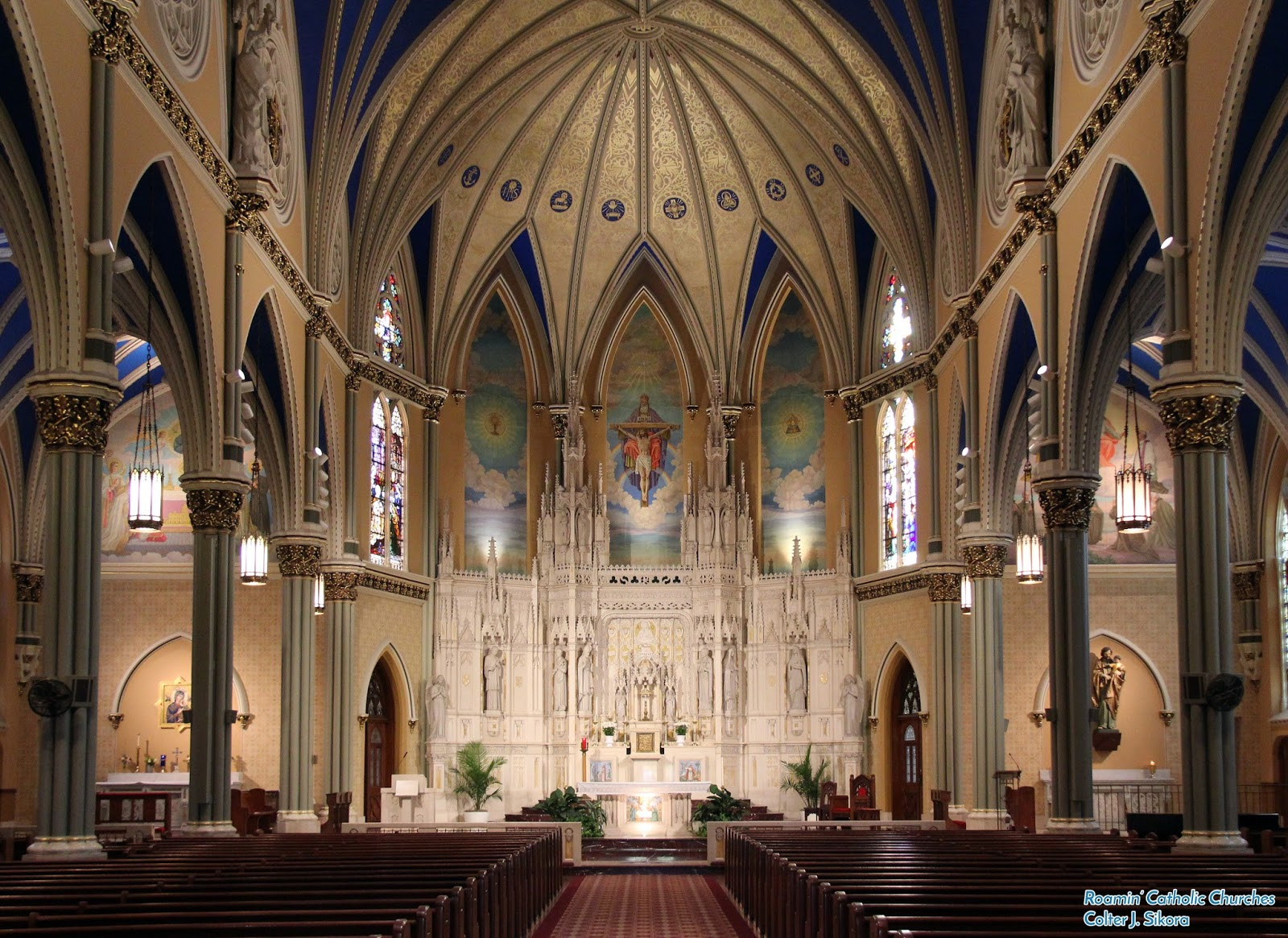 Catholic Church Tour Chicago