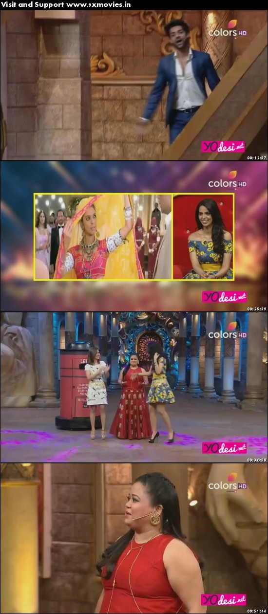Comedy Nights Bachao 30 April 2016 HDTV 480p