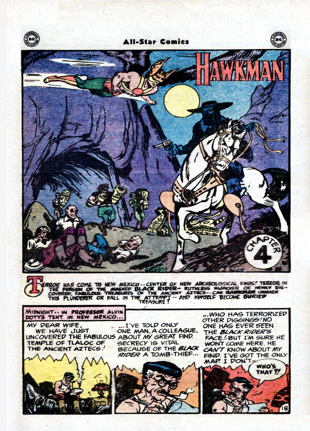 Read online All-Star Comics comic -  Issue #36 - 22