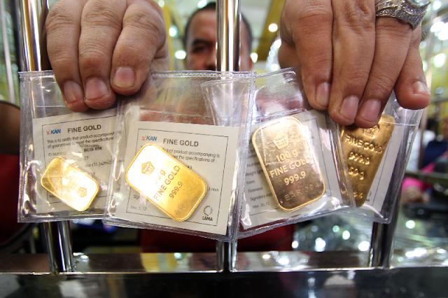 Perbedaan Harga Emas Putih dan Emas Kuning