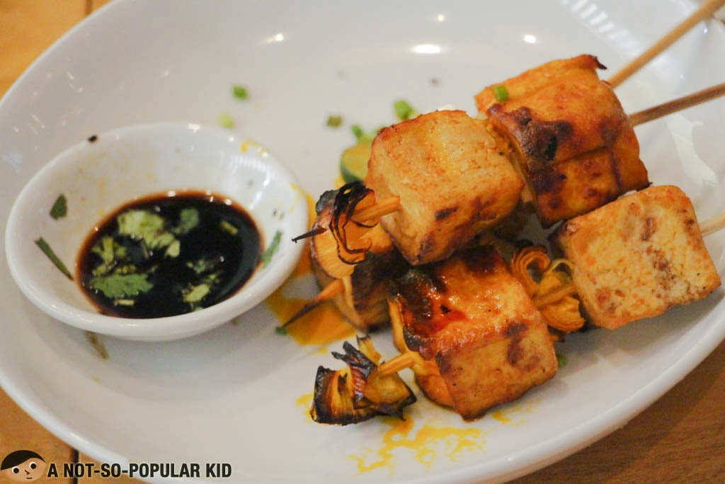 Inasal Tofu of SARSA Kitchen in Mall of Asia