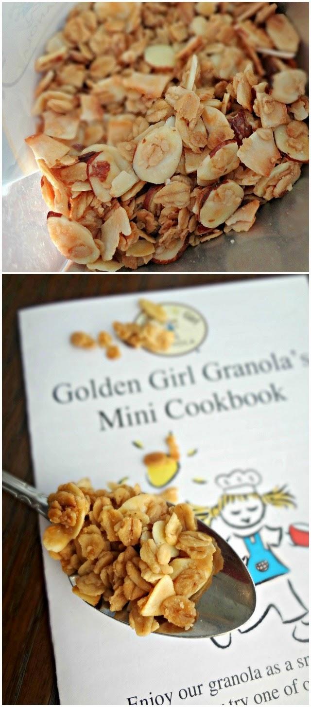 Golden Girl Granola Review