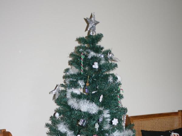 Random Post: Christmas Tree, Strawberries & Christmas Pudding Nails!