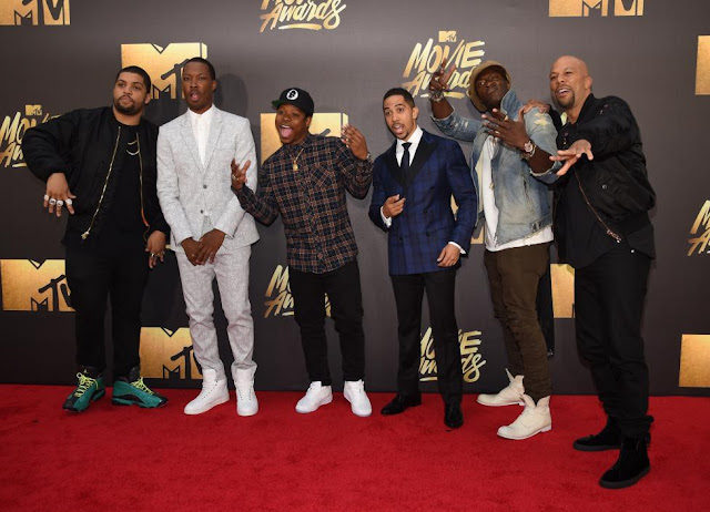 Best Photos from MTV Movie Awards 2016
