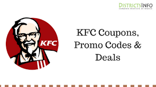 KFC Coupons, Promo Codes & Deals