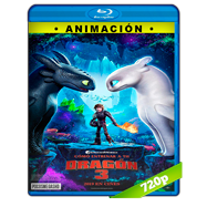 Cómo entrenar a tu dragón 3 (2019) BRRip 720p Audio Dual Latino-Ingles