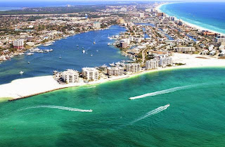 Destin Beach Vacation Rental Homes