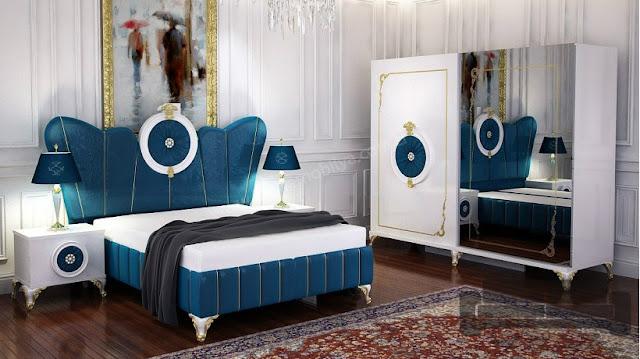 غرف نوم تركية كاملة 2016,غرفة نوم تركية كاملة للبيع, صناعة مصرية, غرف نوم نيو كلاسيك