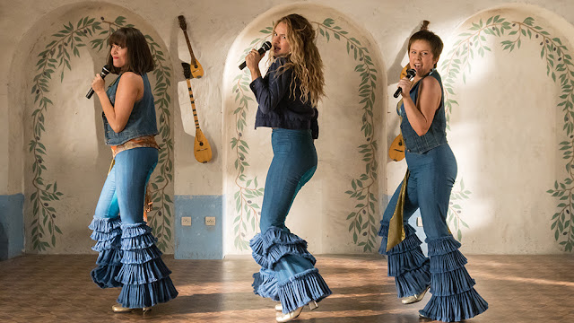 Projected Film: Review - Mamma Mia! Here We Go Again