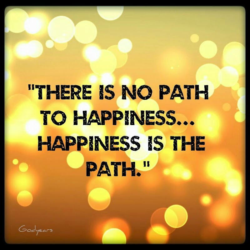 Year 10 - Happiness is the Path