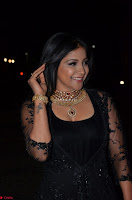 Sakshi Agarwal looks stunning in all black gown at 64th Jio Filmfare Awards South ~  Exclusive 070.JPG