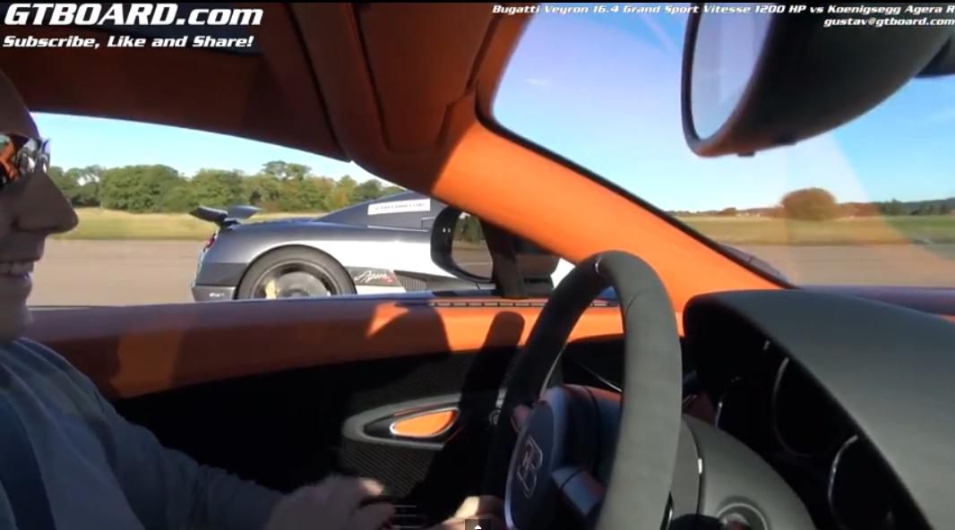 Koenigsegg Agera R Orange Vs Bugatti | www.pixshark.com ...