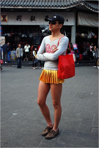 Mini Skirt Naked Men 81