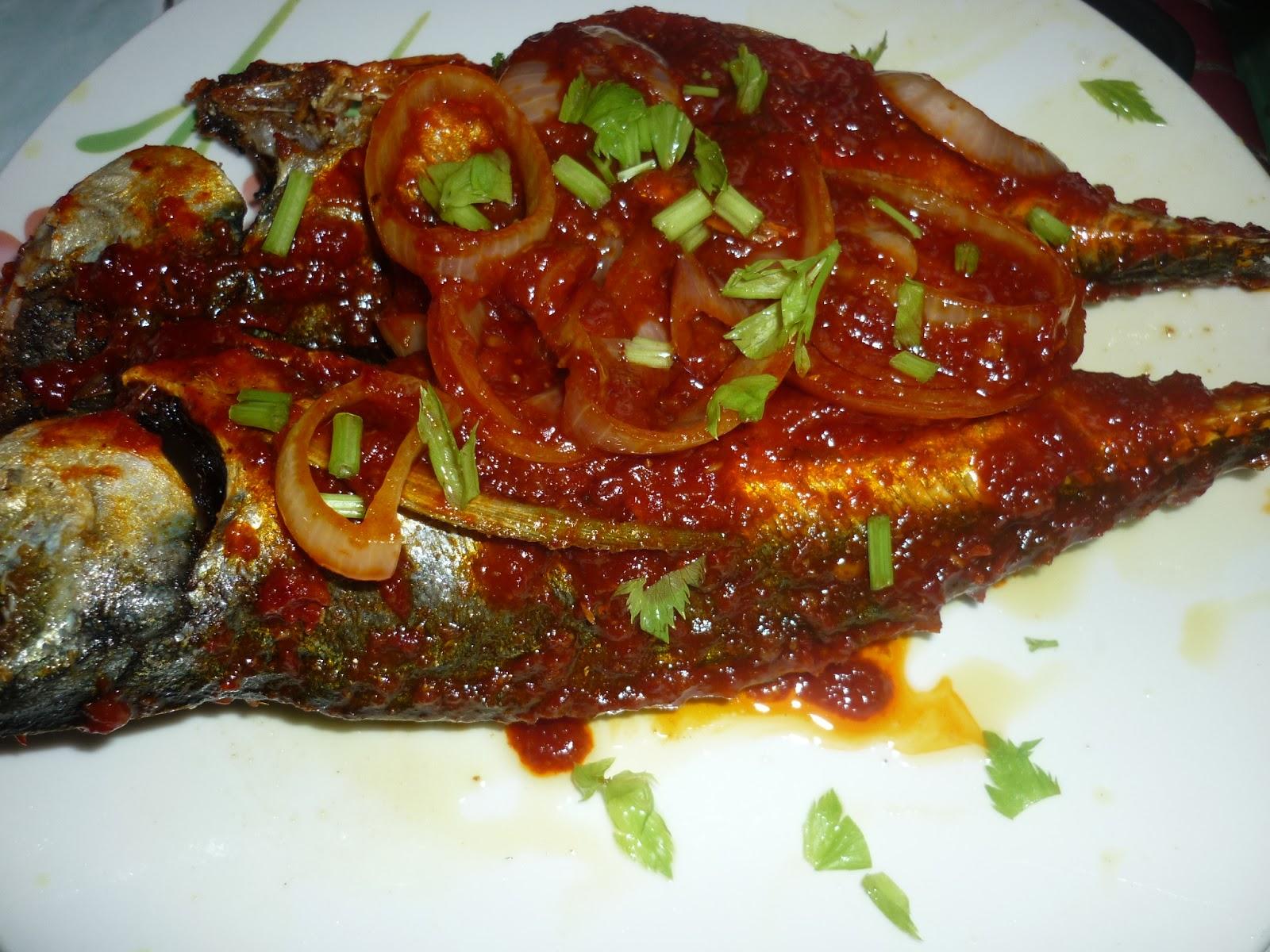tumismy resepi pilihan kategori masakan ikan Resepi Ikan Pari Kukus Enak dan Mudah