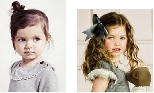 peinados rapidos para niñas, peinados coquetos para niñas, peinados de niña para dia de picnic