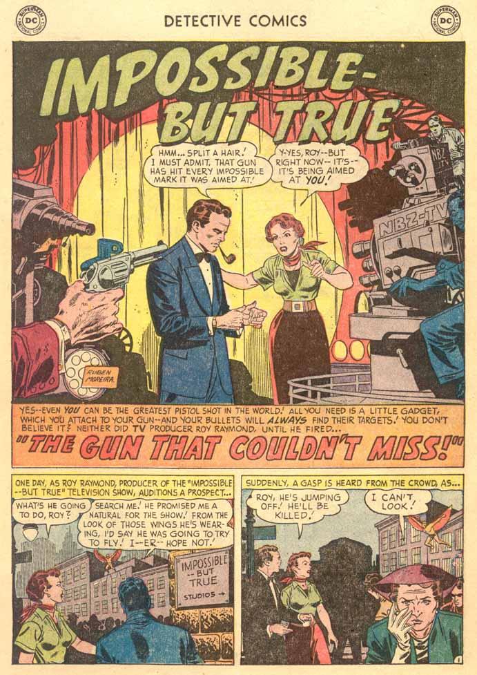Read online Detective Comics (1937) comic -  Issue #191 - 17