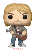 Pop! Rocks: Kurt Cobain FYE
