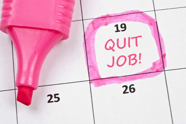 How To Quit Your Job To Launch a Startup