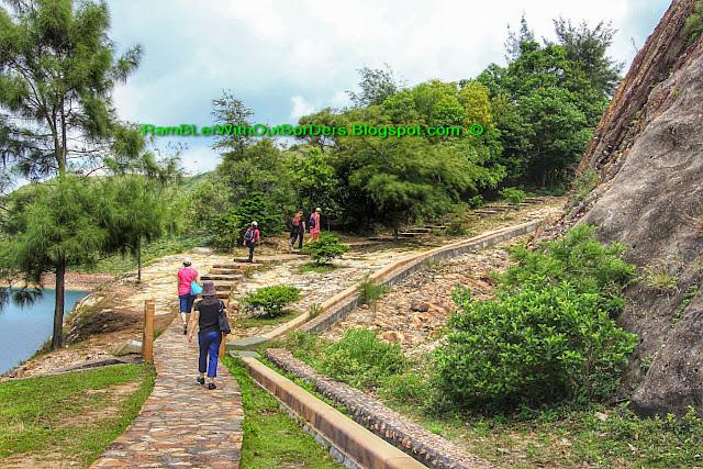 MacLehose trail Sec 1, Sai Kun Country Park, Hong Kong