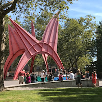 New England Fall Events_Calder Sculpture Envisionfest Hartford