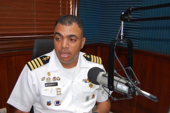 capitán de navío Francisco Augusto Lizardo González