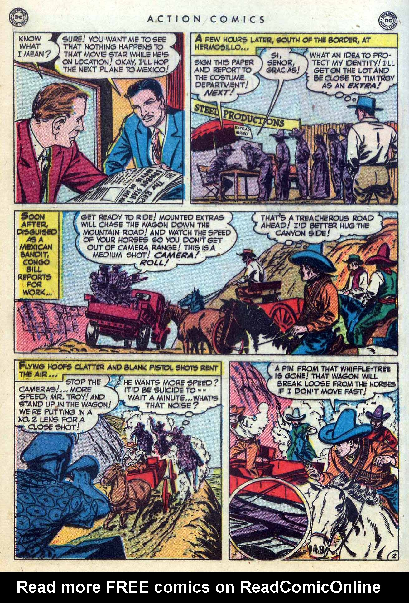 Read online Action Comics (1938) comic -  Issue #155 - 28