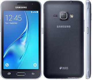 Gambar Samsung Galaxy J1 (2016) Warna Hitam