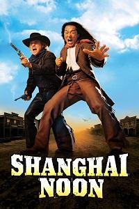 Poster Shanghai Noon
