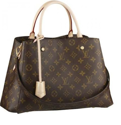 LV Montaigne MM Monogram Canvas