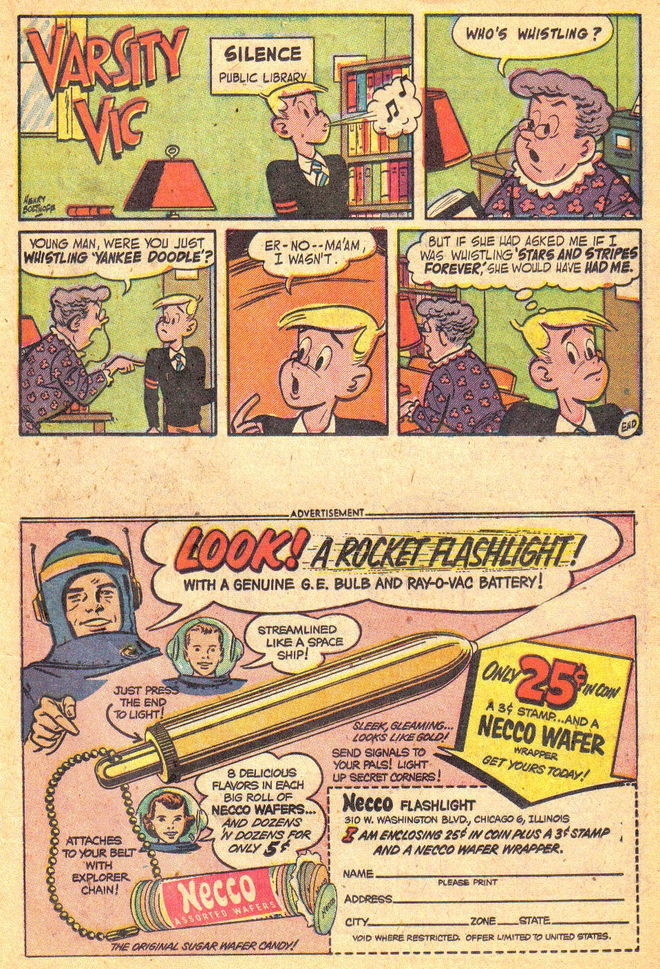 Detective Comics (1937) 193 Page 22
