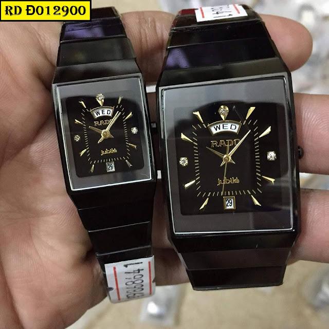 Đồng hồ cặp đôi Rado Đ122900