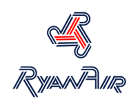 Ryanair logo 1985