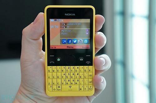 Actualizar Nokia Asha 210