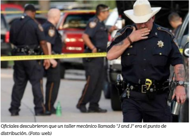 "Arrestan a cuarenta miembros de ""La Familia Michoacana"""