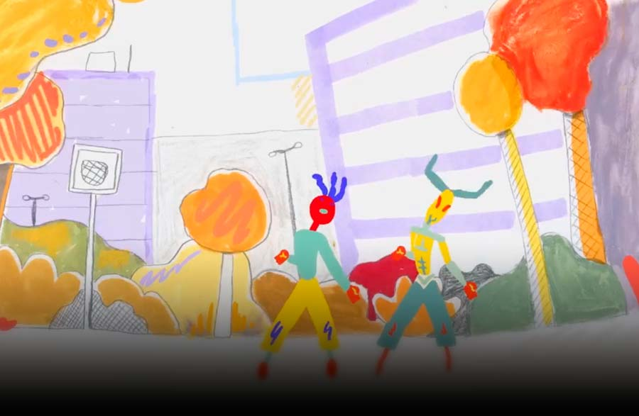 Animación. 5 videoclips animados para inspirarse N.º 45