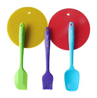 5 Pc Silicone Kitchen Set