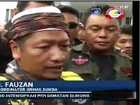 Video: MetroTV Sebut Ketua GMBI Ketua Ormas Sunda, Warga Sunda Tak Terima