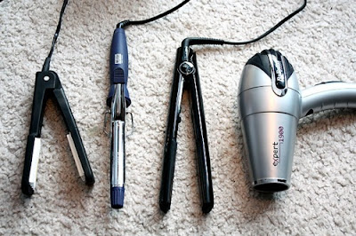 Hair Straightener, Flat Iron, Curling Iron, Hair Dryer